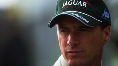 Eddie Irvine will appeal his sentence