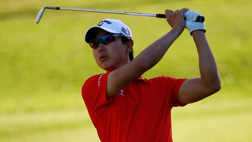 Bae Sang-moon is bidding for a second PGA Tour title after taking last season's HP Byron Nelson Championship