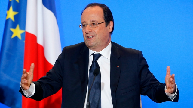Francois Hollande said the reports were an attack on his right to privacy