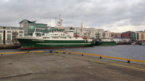The Galway Harbour Company says 200 jobs would be created during construction