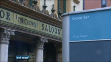 Licencing issues sees Belfast's Crown Bar close
