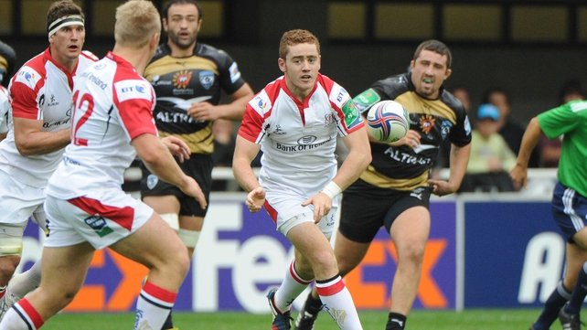 Ulster recorded a 25-8 victory over Montpellier back in October