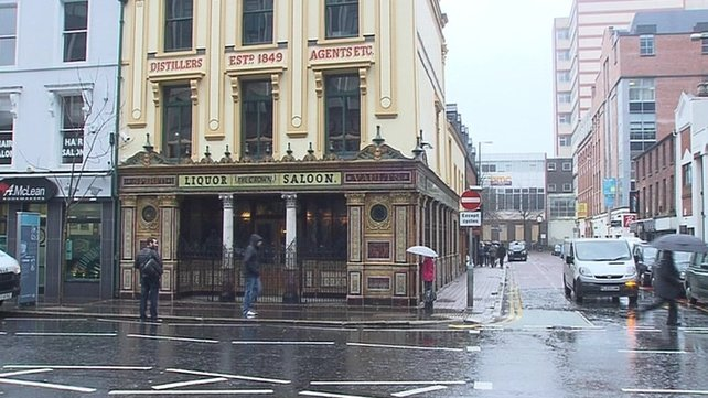 The pub had been a magnet for tourists and local regulars