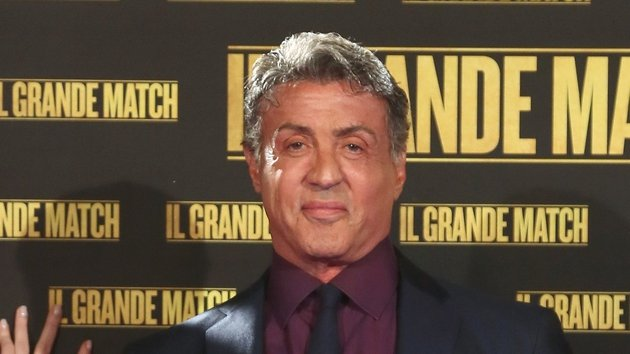 Stallone: looking for women