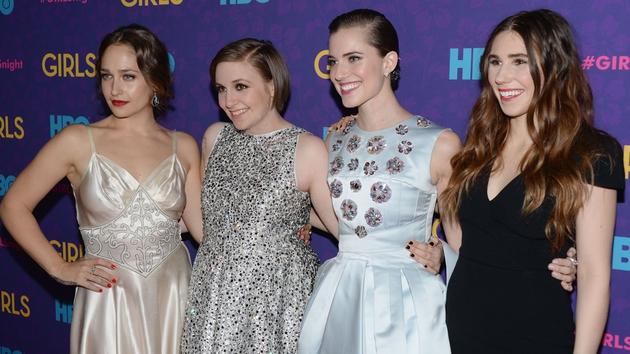 Girls renewed for fourth season