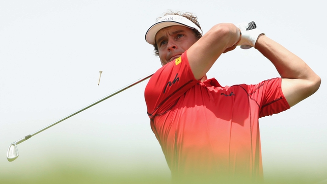 Joost Luiten wants a Ryder Cup place