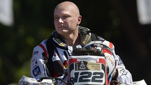 Eric Palante was taking part in his 11th Dakar Rally