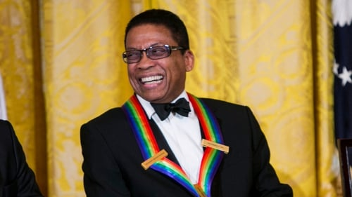 Herbie Hancock in recent years - Now aged 79, as a 24-year-old he released one of his greatest albums, Empyrean Isles.