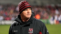 Maurice Field reacts to Ulster's decision to replace Mark Anscombe as head coach