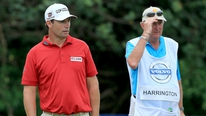 Photographer Pat Cashman explains how he ended up caddying for Padraig Harrington.