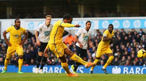 Jason Puncheon was criticised by Neil Warnock following penalty miss