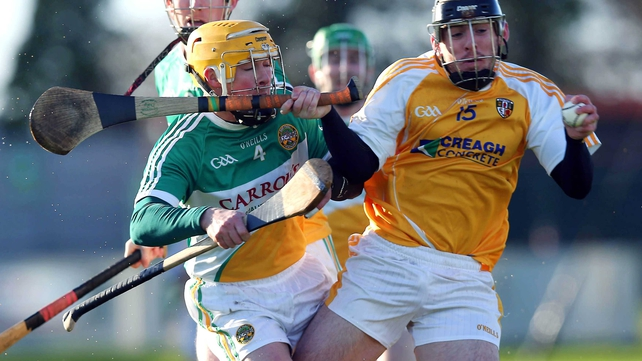 Offaly began their season with a six-point win