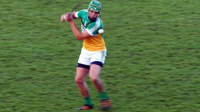 Joe Bergin hit ten points for Offaly