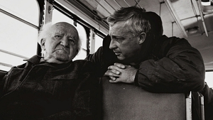 Former Israeli PM David Ben Gurion and Mr Sharon, then head of the Southern Command in the Israeli army, in 1971