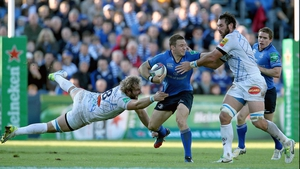Leinster won 19-7 against Castres in October