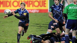 Rory Kockott will make his first French start against Scotland on Saturday