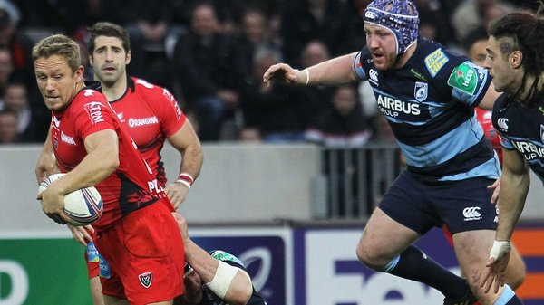 Toulon's win over Cardiff sees Ulster safely through to the last eight