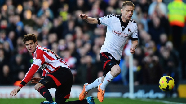 Damien Duff is hoping for a summer move to the USA or Australia