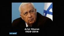 Divisive Israeli leader Ariel Sharon dies