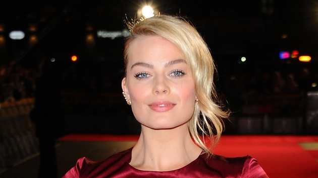 Margot Robbie happy to strip for movie role
