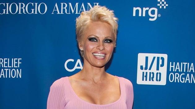 Pamela Anderson and Rick Salomon remarry