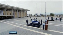 Period of mourning begins for Ariel Sharon