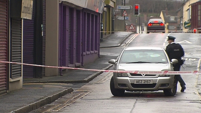 Police are investigating following the discovery of a woman's body after a house fire in Co Down