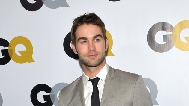 Chace Crawford for Glee anniversary episode