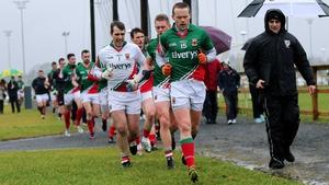 Andy Moran will captain Mayo