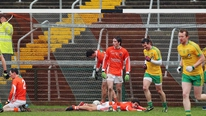 Brian Carty reports on Donegal's win over Armagh