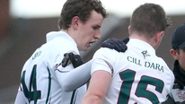 John Kenny reports on Kildare's win over Carlow