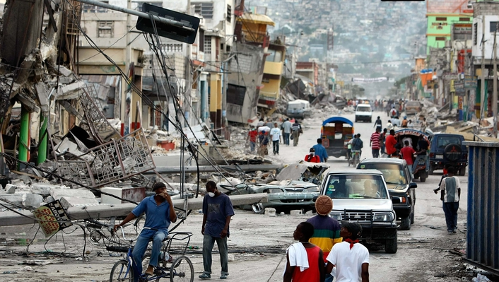 Part 2: Haiti five years on