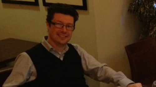 Mr O'Gorman had worked at the Iona Institute as a researcher for the past seven years