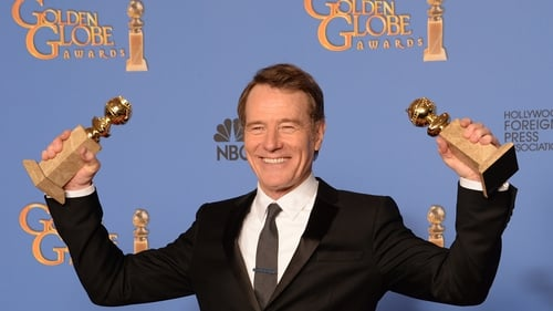 It's just success after success for Bryan Cranston