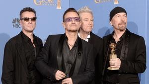 U2 - Will they now win the Oscar?