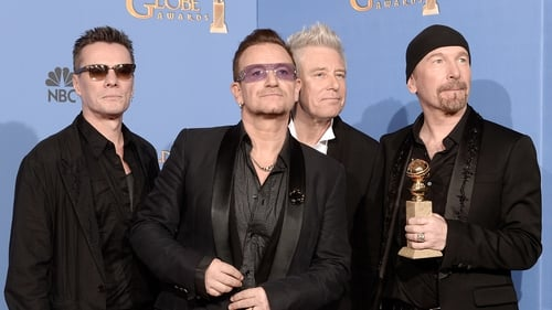 U2 - Will they now win the Oscar?