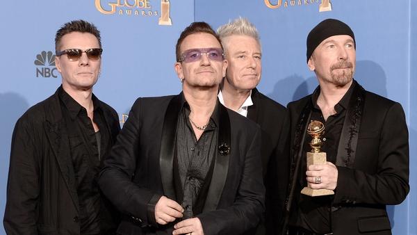 U2 - Guests on February 17