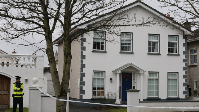 Tom O'Gorman was severely beaten and stabbed to death in his home in Castleknock