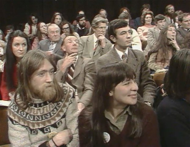 Late Late Show Audience Nuclear Debate 1979