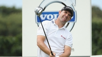 Padraig Harrington says it's a nice feeling to be competing to win tournaments.