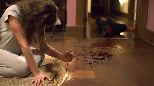 Samantha, the young wife in Devil's Due, is driven by destructive forces that she cannot control
