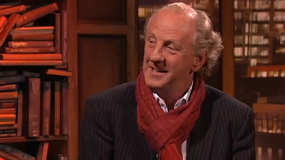 Paul Costelloe on 'Tubridy Tonight', 2005