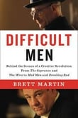 Book - Difficult Men