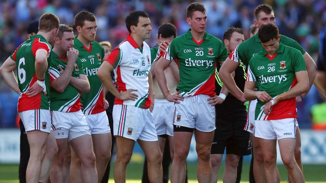 Croke Park in September - a scene of much heartache for Mayo senior footballers in recent times