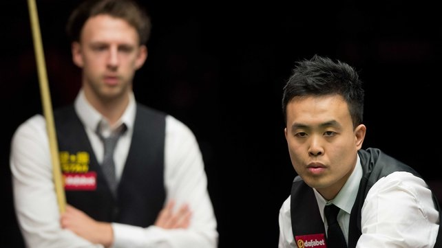 Marco Fu got the better of his English opponent