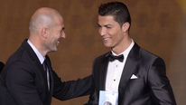 Reaction as Ronaldo is awarded the Ballon d'Or, while Eamon Dunphy talks Premier League