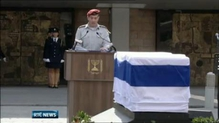 Former Israeli Prime Minister Ariel Sharon laid to rest