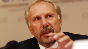Ewald Nowotny is one of the ECB's most experienced members