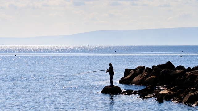 The report said there should be an increased focus on sea angling as a tourist activity