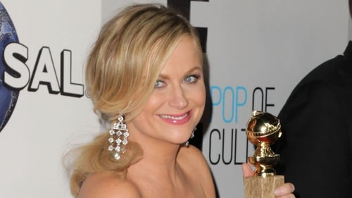 Poehler won a Golden Globe for Parks and Recreation